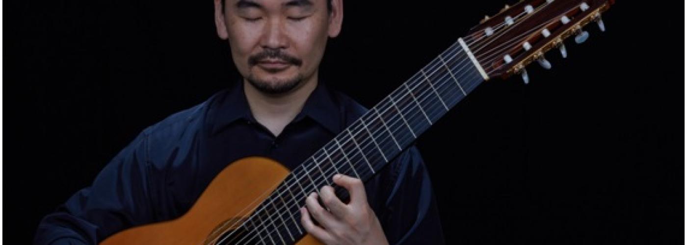 Sadahiro Otani en la Integral Tárrega